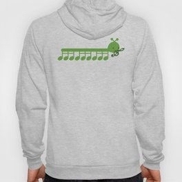 Caterpillar Song Hoody