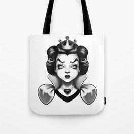 Snow White's Disenchantment Tote Bag