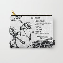Quince Tart Carry-All Pouch
