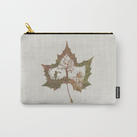 A Fall Story Carry-All Pouch