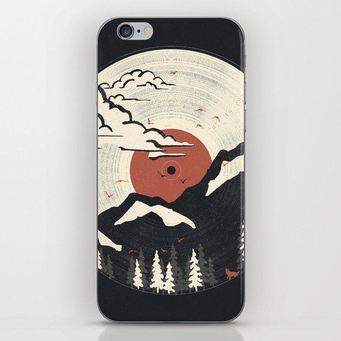 MTN LP... iPhone Skin