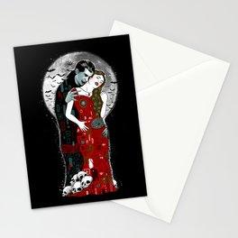 Vampire's Kiss Stationery Cards