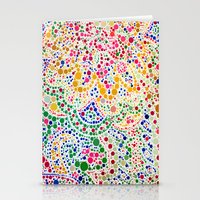 confetti Stationery Cards featuring Confetti by Love2Snap