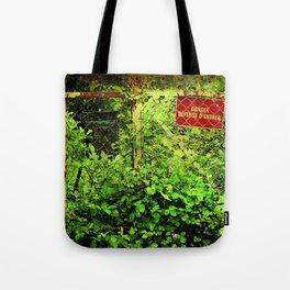 Wild Garden I Tote Bag