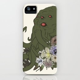 Edlritch II iPhone Case