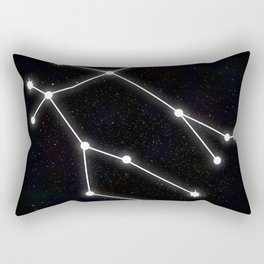 GEMINI (CONSTELLATION) Rectangular Pillow