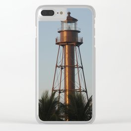 Sanibel Light Clear iPhone Case