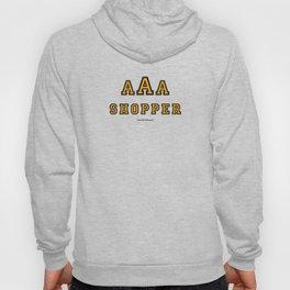 Triple-A Shopper – Gold Hoody