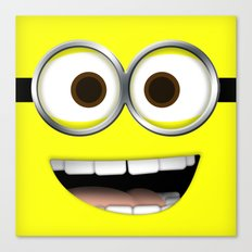minion *new* Canvas Print