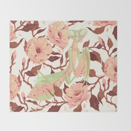 Spring Throw Blanket