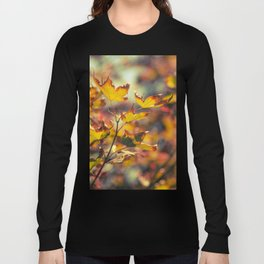 Autumn Tease Long Sleeve T-shirt
