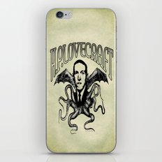 H.P. LOVECRAFT iPhone & iPod Skin