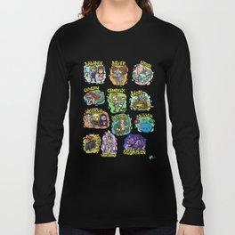 Zodiaque Long Sleeve T-shirt