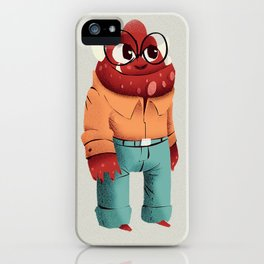 Kank iPhone Case