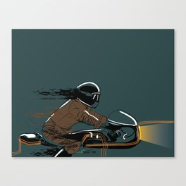 midbight foolery Canvas Print