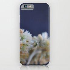 fluffy flower iPhone 6s Slim Case