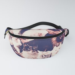 Cats. Forever. Fanny Pack