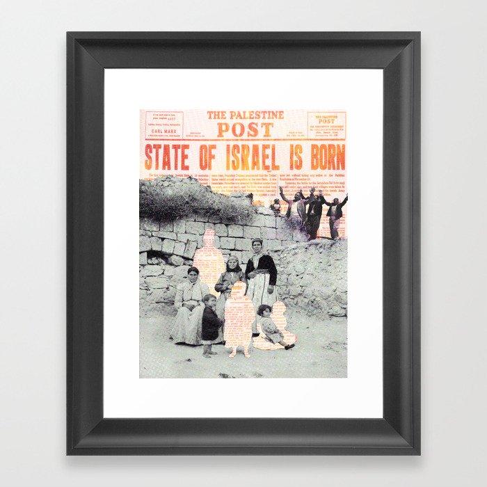A Missing Narrative Framed Art Print by kinnzzzz | Society6