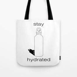 Stay Hydrated Tote Bag