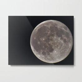 Blue Moon 2015 Metal Print