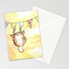 Happy Monster Stationery Cards