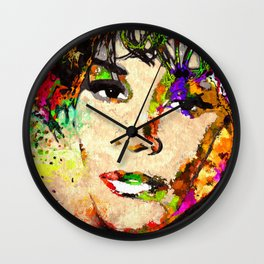 Remembering Whitney Wall Clock
