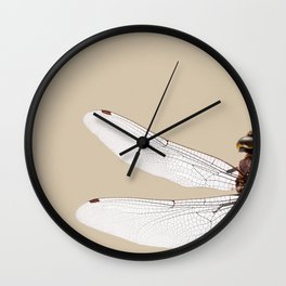 DRAGONFLY VI Wall Clock