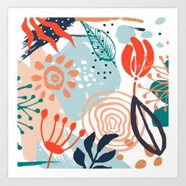 Essence of Spring Art Print
