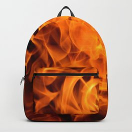 Fire Pit Backpack