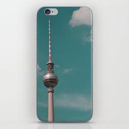 Greetings from Berlin iPhone Skin