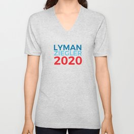 Josh Lyman Toby Ziegler 2020 / The West Wing Unisex V-Neck