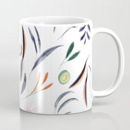 Japanese Vegetables Artwork Coffee Mug