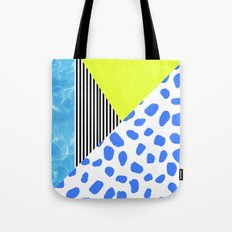 Post Modern Summer Tote Bag