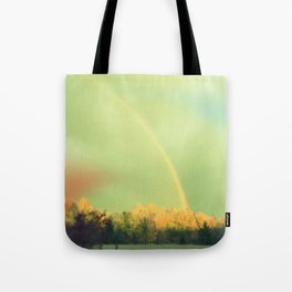 rainbow Tote Bag