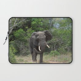 African Elephant Laptop Sleeve