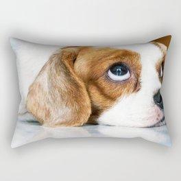 CoCo 狗狗 Rectangular Pillow