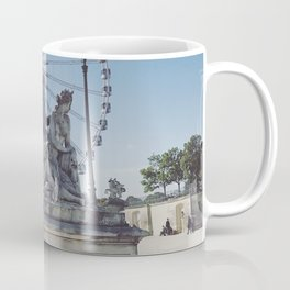 The Old & The New Coffee Mug