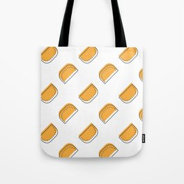 patties Tote Bag