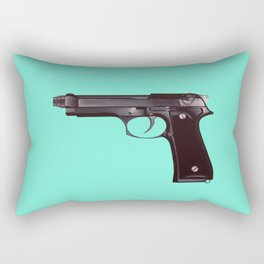 Shoot Something Rectangular Pillow
