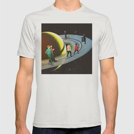 Saturn's Rink T-shirt