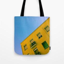 Azoteas (roofs) Tote Bag