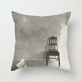 The Empty Chair No3 Throw Pillow