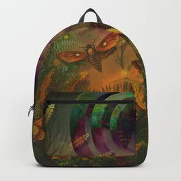 c69347d8ba Psychedelic Butterfly Backpacks