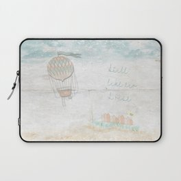 Still, like air, I rise. Laptop Sleeve
