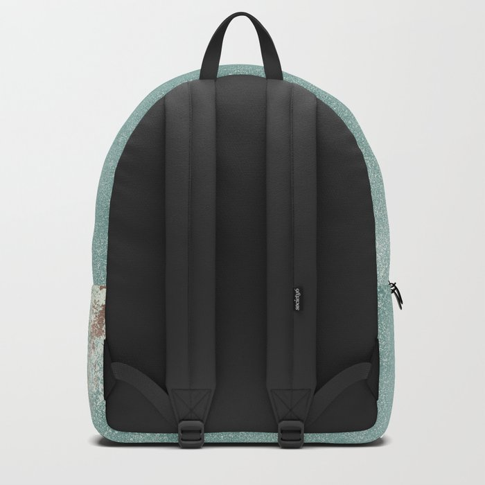 Mandala Snowflake Backpack