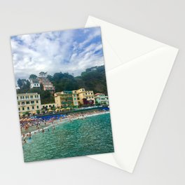 Un pomeriggio a Monterosso Stationery Cards
