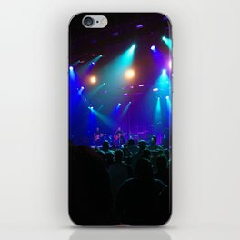 musical legend live in concert iPhone Skin