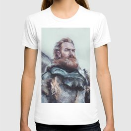 We are kissed by fire. T-shirt