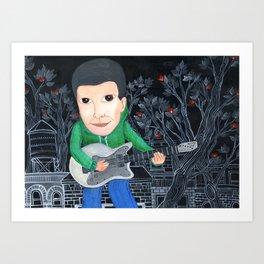 For Tyler Art Print