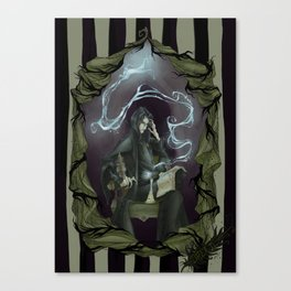 Tragically Ever After: Severus Snape Canvas Print